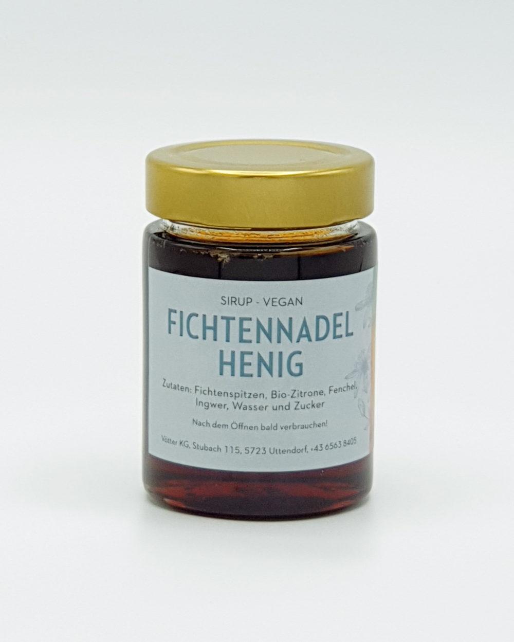 Fichtennadel Henig (Sirup)